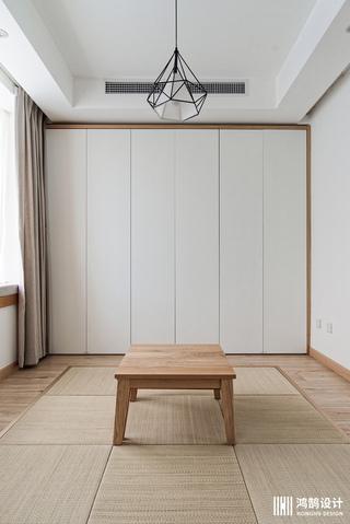 110㎡日式风格家榻榻米休闲室