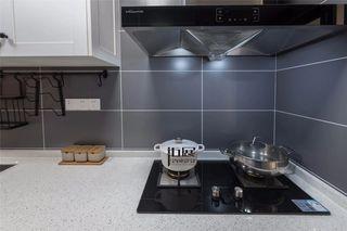 小户型北欧风格装修厨房一角