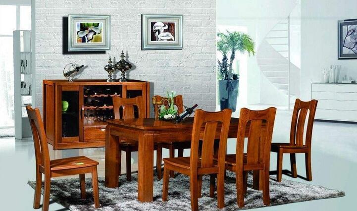 什么材质的实木餐桌好?应该怎么选?