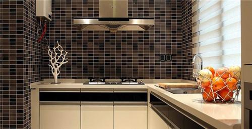 适合厨房里的瓷砖颜色 厨房瓷砖保养方法