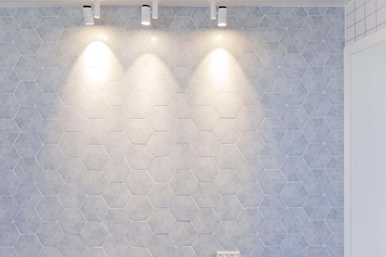 40平小户型简约装修背景墙效果图