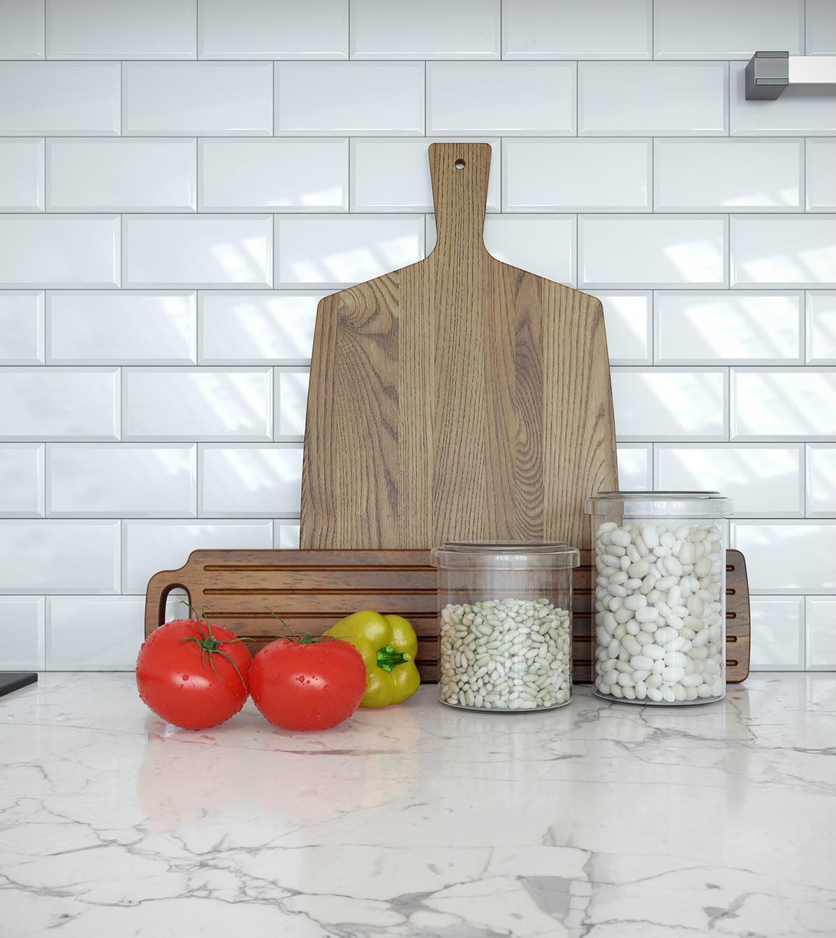 小户型一居室北欧风装修厨房静物特写