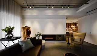 大户型台式风格客厅装修效果图