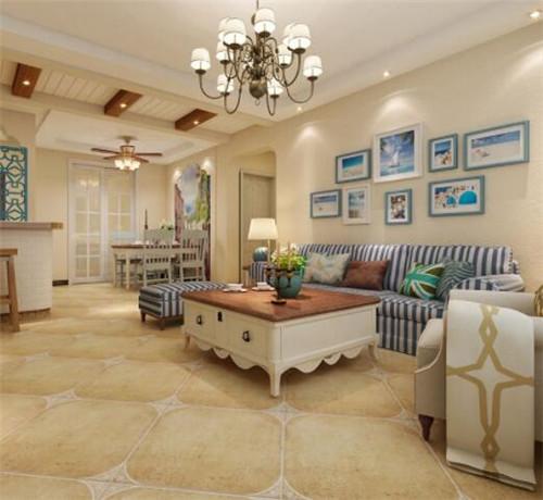 客厅地砖铺什么颜色好 客厅地砖颜色如何选择