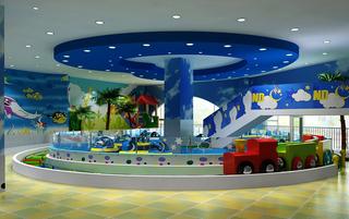 儿童乐园装修效果图