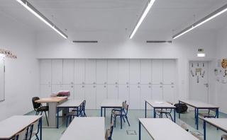 学校装修设计效果图