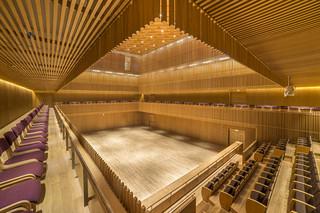 上海交响乐音乐厅设计效果图