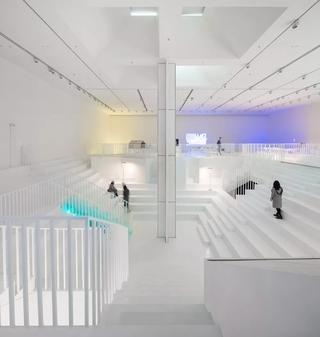文化艺术中心设计效果图