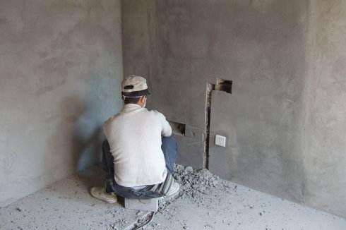 开槽是什么意思 开槽施工注意事项