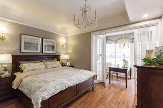 180㎡美式风格卧室装修效果图