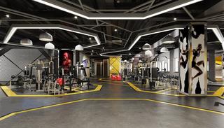 工业风健身房每日首存送20