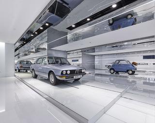 宝马汽车博物馆设计效果图