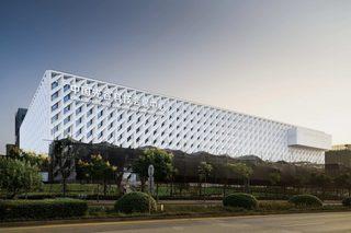 中国光谷科技会展中心设计效果图
