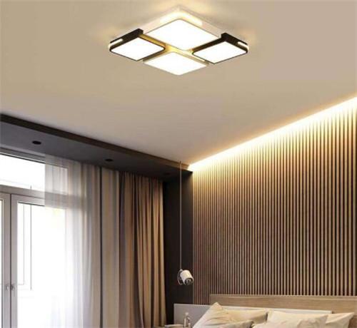卧室灯多少瓦合适 卧室灯应如何选择插图