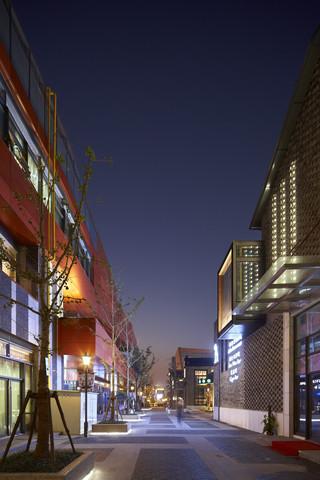 商业街设计 传统与现代