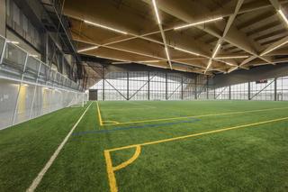足球场设计效果图