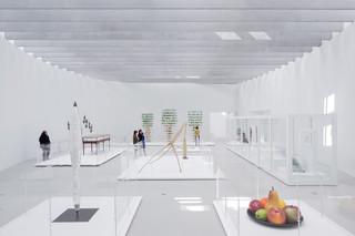 玻璃博物馆设计效果图
