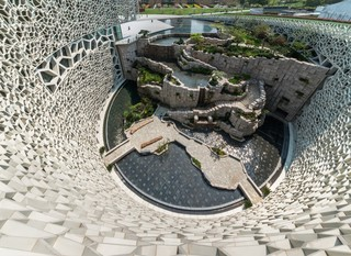 上海自然博物馆设计图