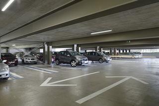 地下停车场设计图