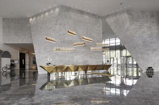 精致前卫星级酒店设计图