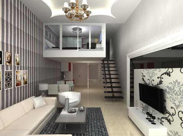 89平米屋子两室一厅装修预算(包罗家具)25万足
