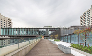 上海外高桥文化艺术中心设计
