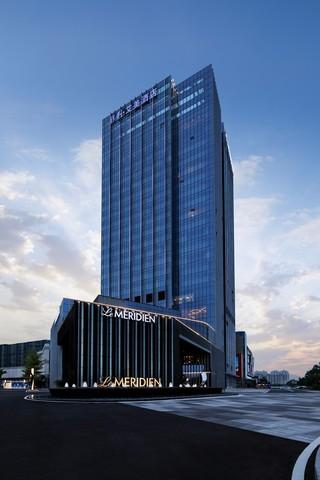 五星级酒店外观设计效果图