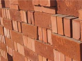 红砖出售价格大概多少 怎样买到优质红砖