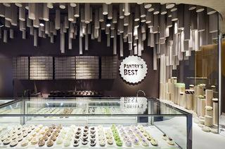 创意蛋糕店设计效果图