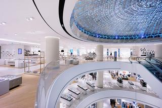 时尚奢华商场设计效果图