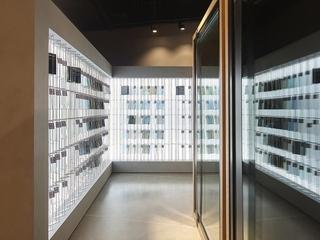 材料板建材店展厅设计