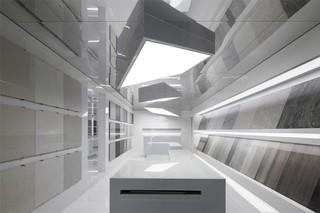 瓷砖建材店展厅设计