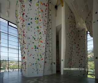 室内攀岩馆设计图