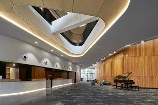 大学表演艺术中心设计图