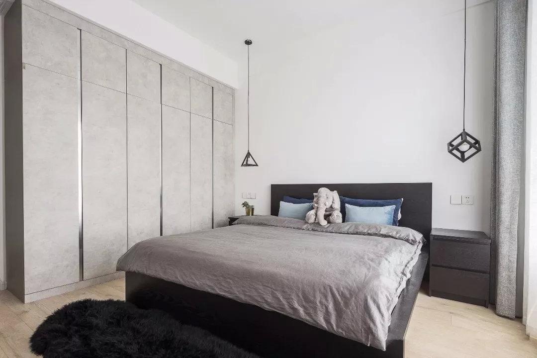 衣柜柜体设计_长沙原木美式家具工艺、原木高柜