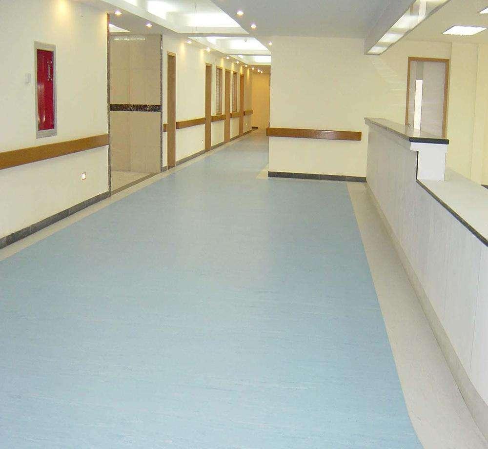 2mm厚PVC塑胶地板价格-南宁青秀区东盟商务塑料地板
