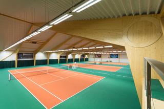 室内网球馆装修设计