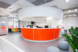 现代风格银行办公室设计
