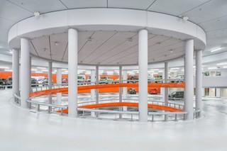 国外新型停车场设计效果图