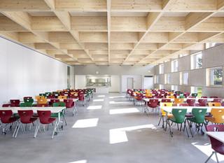 食堂设计效果图