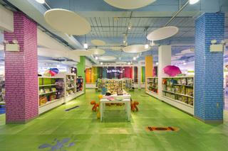 色彩缤纷玩具店装修效果图