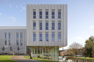 大学教学楼设计效果图