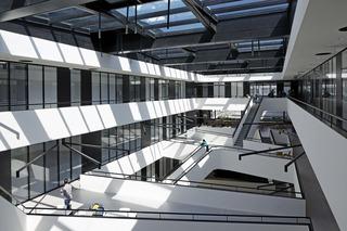 大学科研楼设计效果图