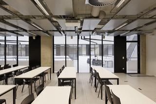 大学科研楼教室设计效果图