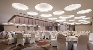 现代风格宴会厅装修效果图