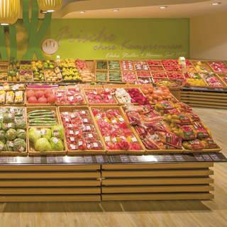 水果店设计图片