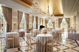 欧式宴会厅装修效果图