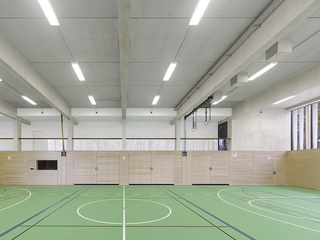 大型室内运动馆装修设计