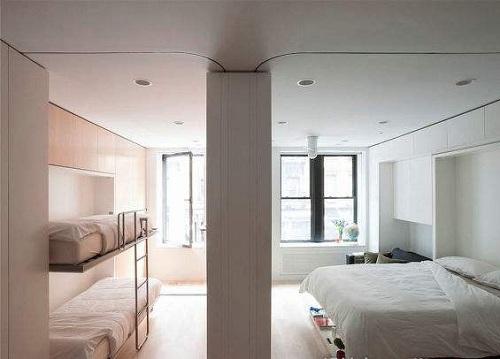 卧室一分为二隔断有门怎么设计 隔断热门种类介绍