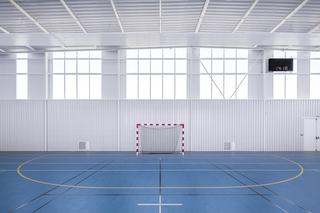 现代室内运动馆装修效果图